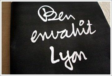 Ben envahit Lyon
