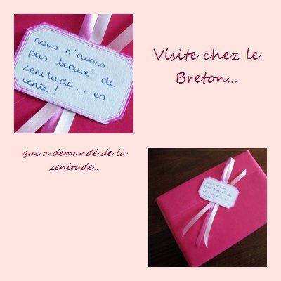 Visite chez le Breton...