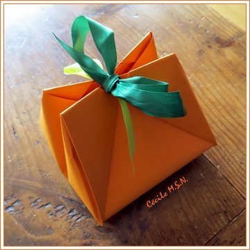 2013 - Fete des meres - Emballage cadeau