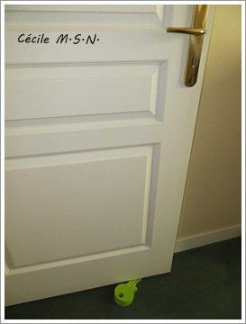 La clé sous la porte