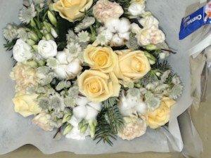 Bouquet des 70 ans de Mamou